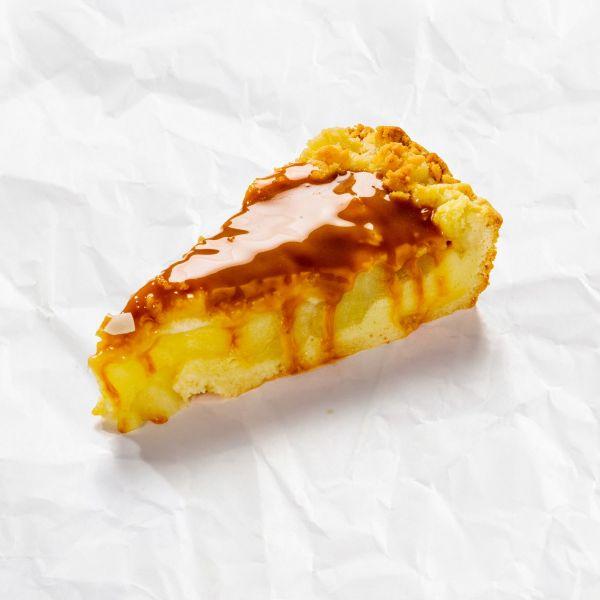 Jablkový s karamelom