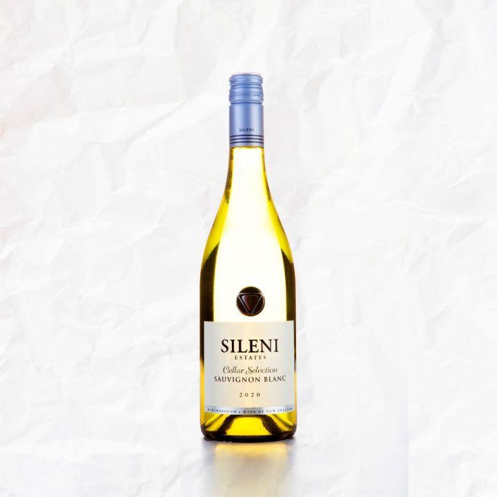 Biele víno SILENY